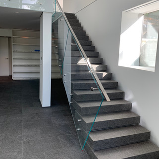 Private Residence (Floating Stairs)