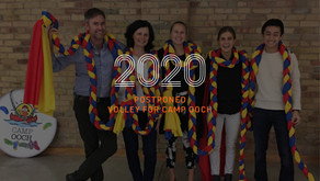 Postponed–Volley for Camp Ooch