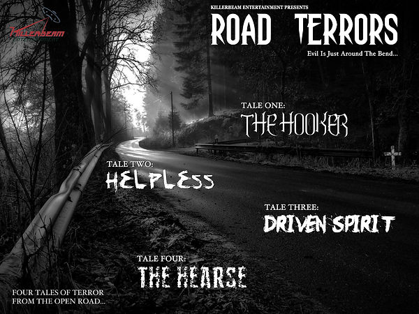 Road Terrors movie poster KillerBeam Entertainment