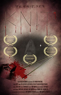 Knit Movie poster for KillerBeam Entertainment