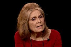 Priceless wisdom from Gloria Steinem