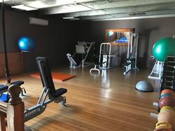 Ladies Training Area