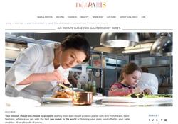 Article Do it in paris