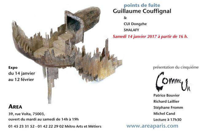 Points de fuite, Guillaume Couffignal