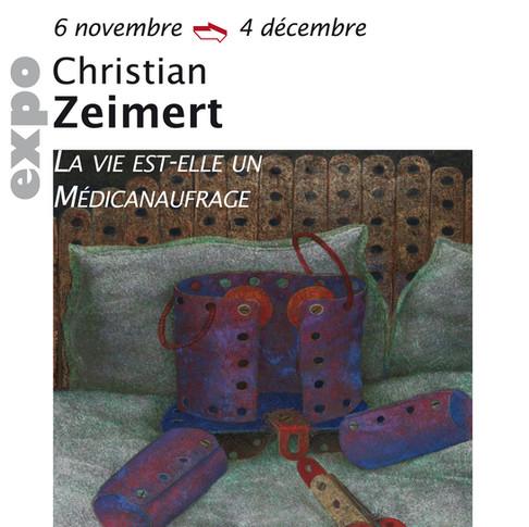 Christian Zeimert - la vie est-elle un meccanaufrage