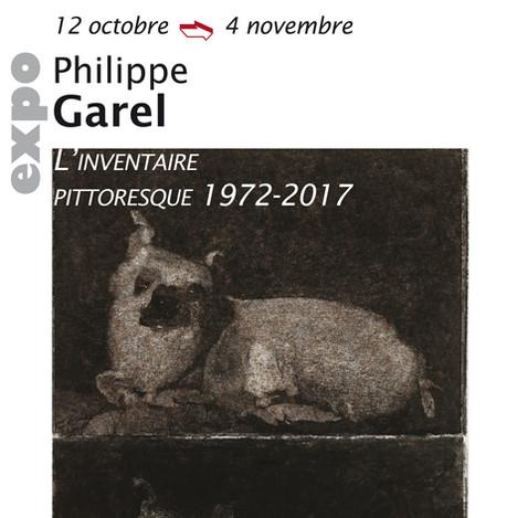 Philippe Garel - l'inventaire pittoresque