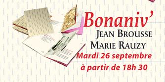 Marie Rauzy / Jean Brousse - Bonaniv'