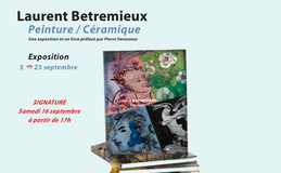 Laurent Bétremieux - Peinture / Céramique
