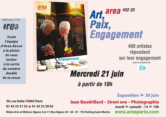 AREA Revue n°32/33