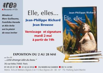 Jean-Philippe Richard - Elle, elles...