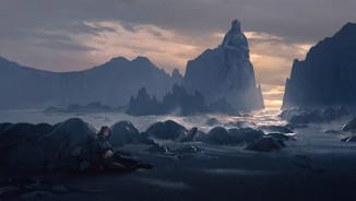 Viking Shipwreck