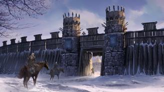 Viking Fort Environment Design