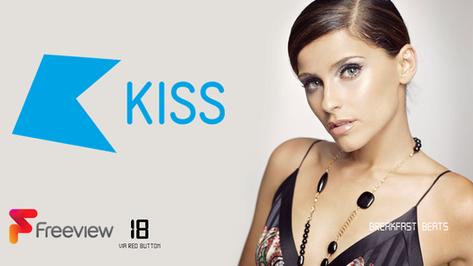 18. Kiss