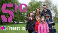 105. Channel 5 HD