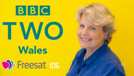 106. BBC Two Wales