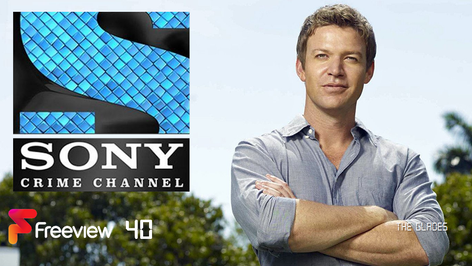 40. Sony Crime Channel