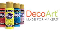 Deco Art So Soft paints