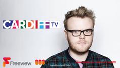 008. CARDIFF TV