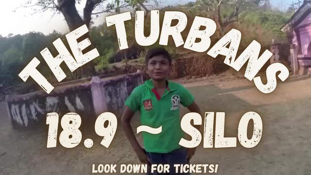 The Turbans כיף גדול לארח אותם אצלנו וכדאי להכיר