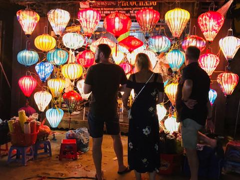 תאילנד של פעם : ביקור בהוי אן, ויאטנם