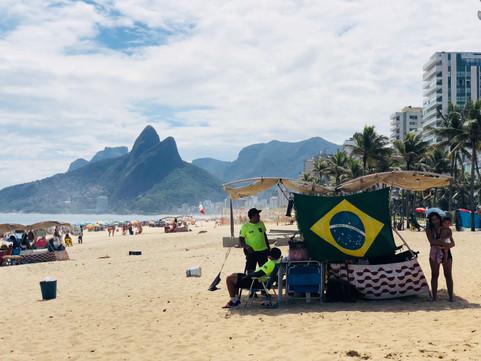 ריו דה ז'נרו, ברזיל - העיר היפה בעולם