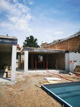 Construction piscine sur mesure