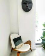 Decoration chaise Eams