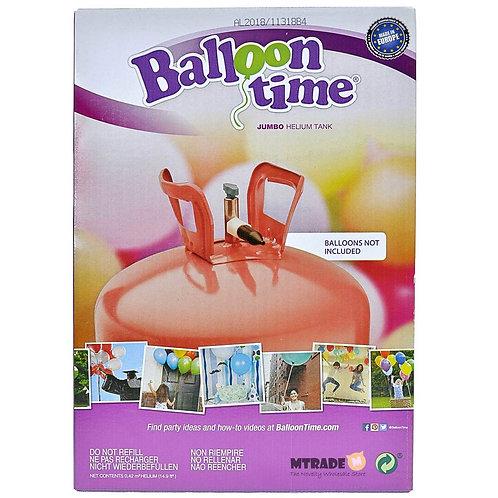 Balloon Time Jumbo Disposable Helium Balloon Tank