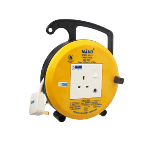 MAND Portable Cable Reels (6m)