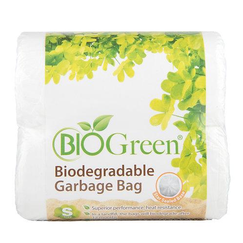 Bio Green Biodegradable Garbage Bag - Small