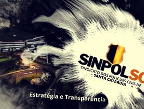 Vídeo: atualizações sobre a Reforma da Previdência e reposição salarial pelo presidente do SINPOL-SC
