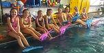 WEU Mermaid Party