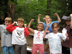 Strong Campers!