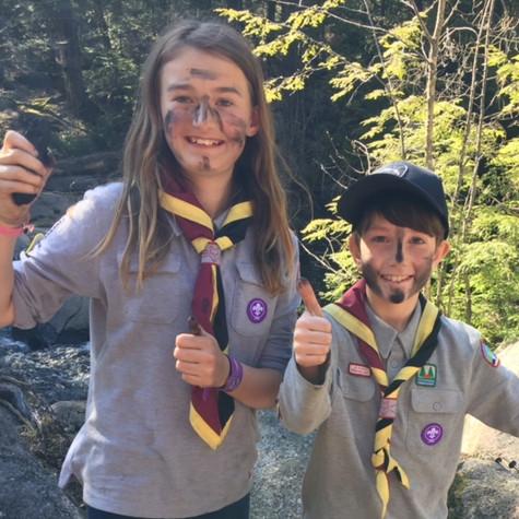 2018 Jamboree on the Trail - JOTT