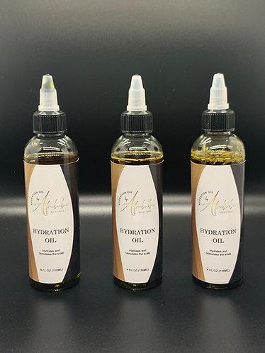 Hydration Oil