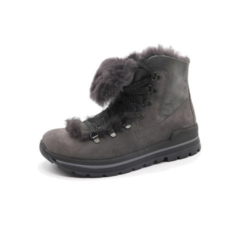 OLANG ANTHRACITE AURORA SNOW BOOTS