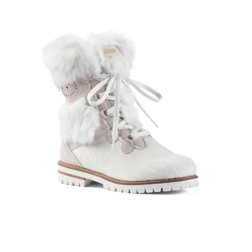 OLANG WHITE MORGANA SNOW BOOTS
