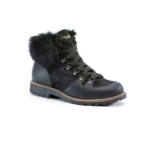 OLANG BLACK GINGER SNOW BOOTS