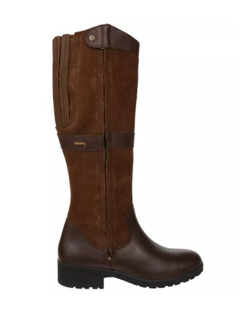 Dubarry Walnut Sligo Boots