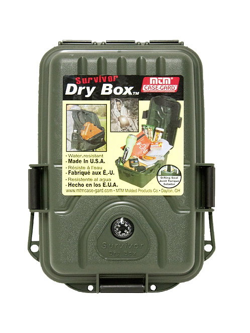 BISLEY LARGE SURVIVOR DRY BOX