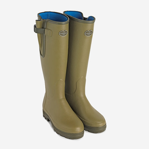 Le Chameau Vert Vierzonord Neoprene Welly Boots
