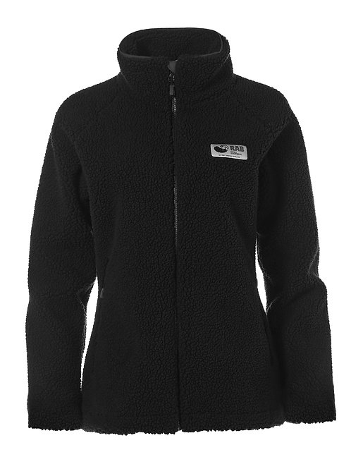 Rab Ladies Eggplant Original Pile Jacket