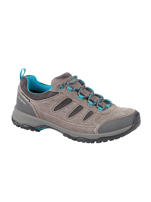 BERGHAUS LADIES GREY/BLUE EXPEDITOR ACTIVE AQ TECH SHOES