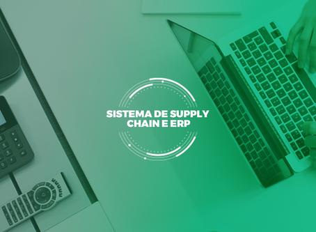 Como um sistema de Supply Chain integrado a um ERP podem ajudar seu negócio