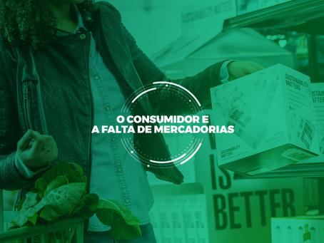 Resposta do consumidor perante a falta de mercadorias na Gôndola