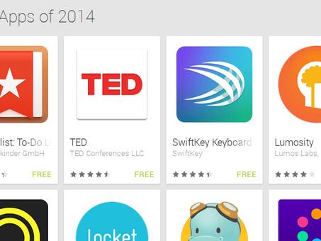 """Nuestra selección de """"Best Apps of 2014"""""""