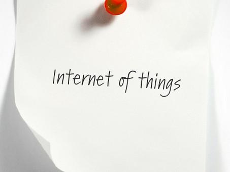 Lo inimaginable está muy cerca de volverse palpable, el internet of things nos lo permitirá.
