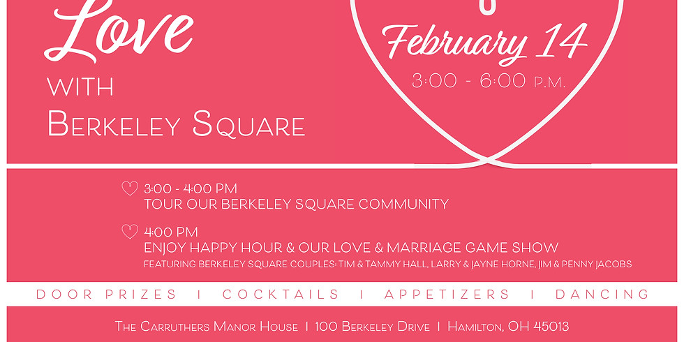 Fall in Love with Berkeley Square