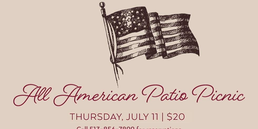 All American Patio Picnic