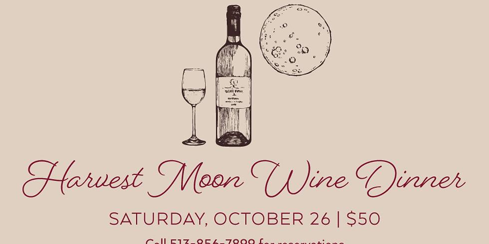 Harvest Moon Wine Dinner